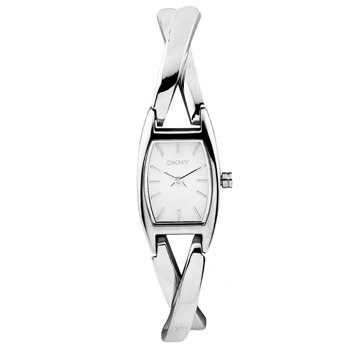Women's DKNY Silver Twist Watch