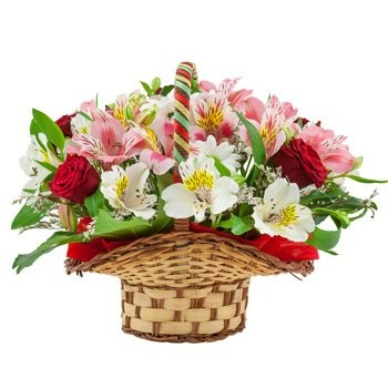 Lovely Flower Basket