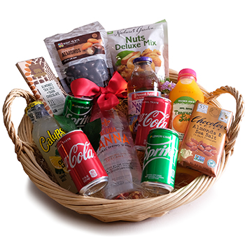 A Basket of Goodies