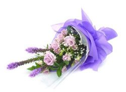 Shades of Purple Bouquet