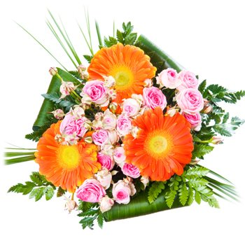 Gift of Friendship - Bouquets on www.flowerstopetersburg.com