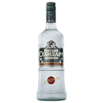 Vodka Russian Standard 750 ml - Spirits on www.flowerstopetersburg.com